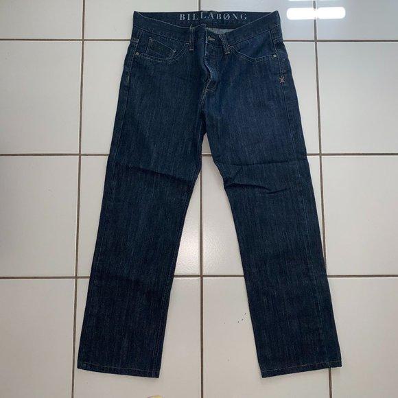 Billabong Straight Dark-Wash Jean